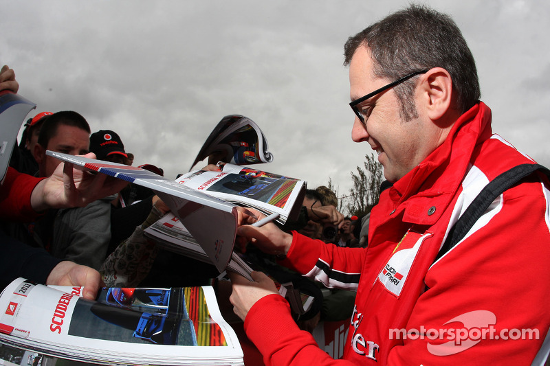 Domenicali at FOTA Fans Forum: Formula 1 must not lose its appeal for youngsters