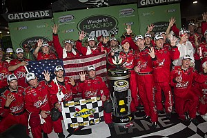 NASCAR Cup Series Richmond II race report