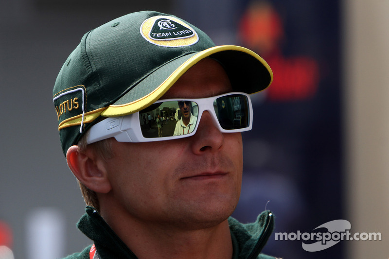 Reports say Kovalainen also staying at Team Lotus