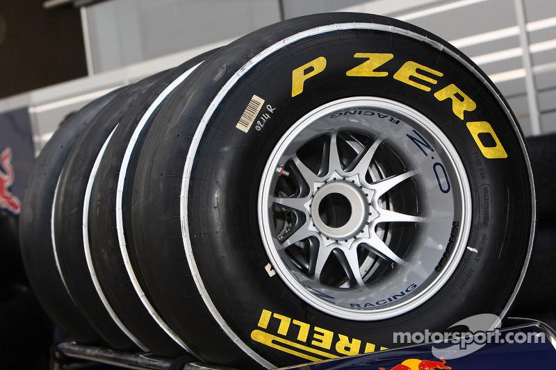 Pirelli announces tyre choices for Japan and Korea