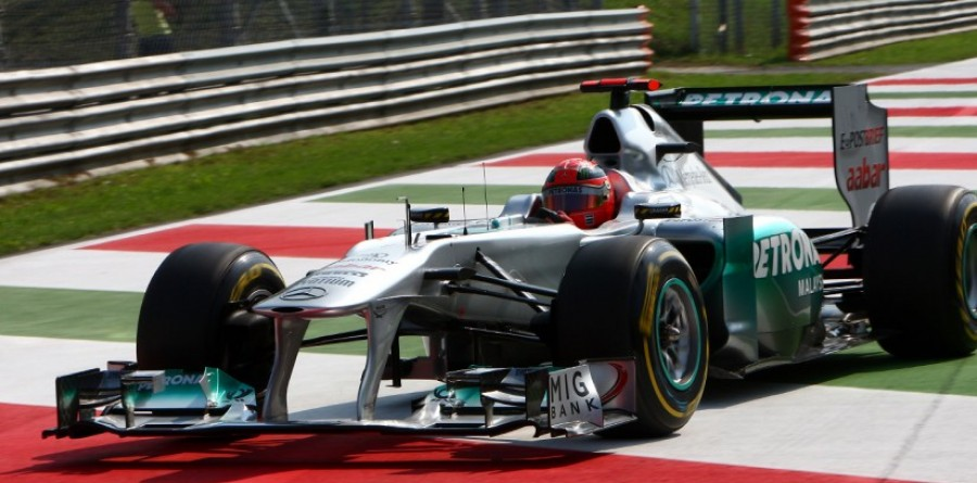 Mercedes expect interesting weekend during Singapore GP