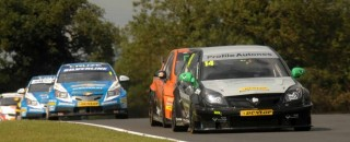 BTCC Triple 8 makes the switch to NGTC in 2012