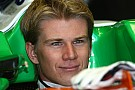 Force India is Hulkenberg's only chance for 2012 seat