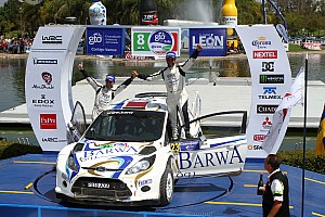 WRC M-Sport SWRC teams head to Rallye de France