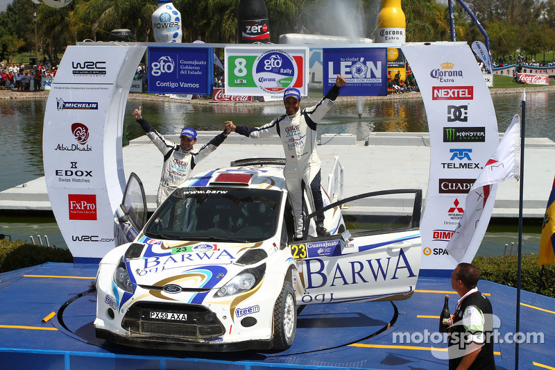 M-Sport SWRC teams head to Rallye de France