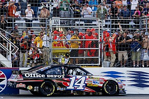 NASCAR Cup Tony Stewart wicked good in New Hampshire
