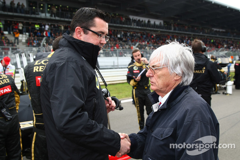 Ecclestone not ruling out Turkey return - report