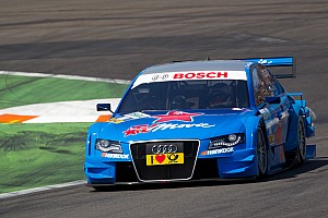 DTM First match ball for Audi at the Ricardo Tormo Circuit this weekend