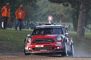 WRC Sordo puts MINI in lead on day one of Rallye de France
