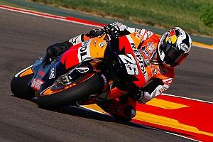 MotoGP Bridgestone Japan Friday report