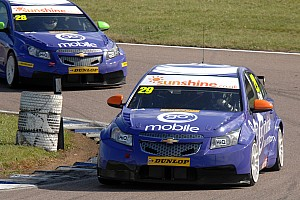 BTCC Tech-Speed ready for Brands Hatch II