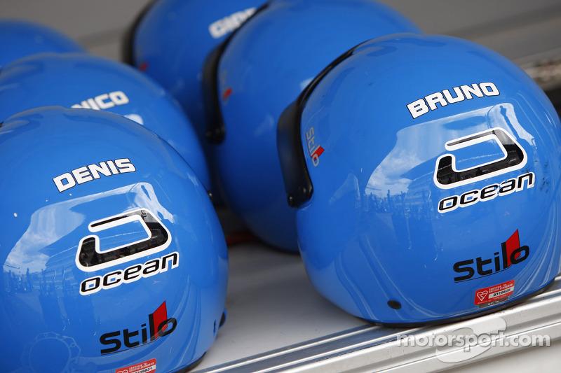 OceanR Jerez test summary