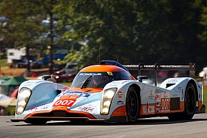ALMS Aston Martin Racing Petit Le Mans qualifying report