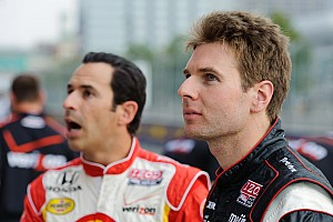 IndyCar Will Power leads Team Penske in Kentucky qualifying