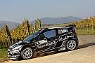 Ford Rallye de France leg two summary