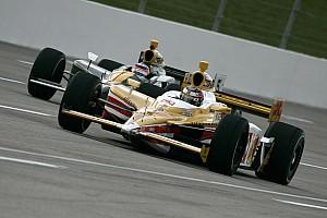 IndyCar Andretti Autosport Kentucky race report