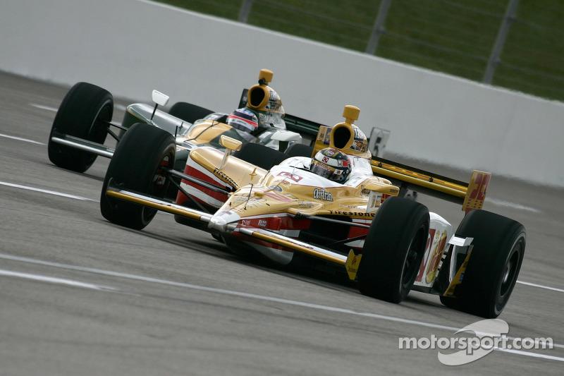 Andretti Autosport Kentucky race report