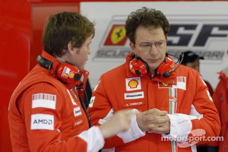 Ferrari's Nicolas Tombazis about the Japanese Grand Prix