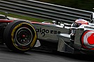 McLaren duo quickest during first practice for Japanese GP at Suzuka