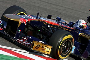 Formula 1 Toro Rosso Japanese GP - Suzuka Friday practice report
