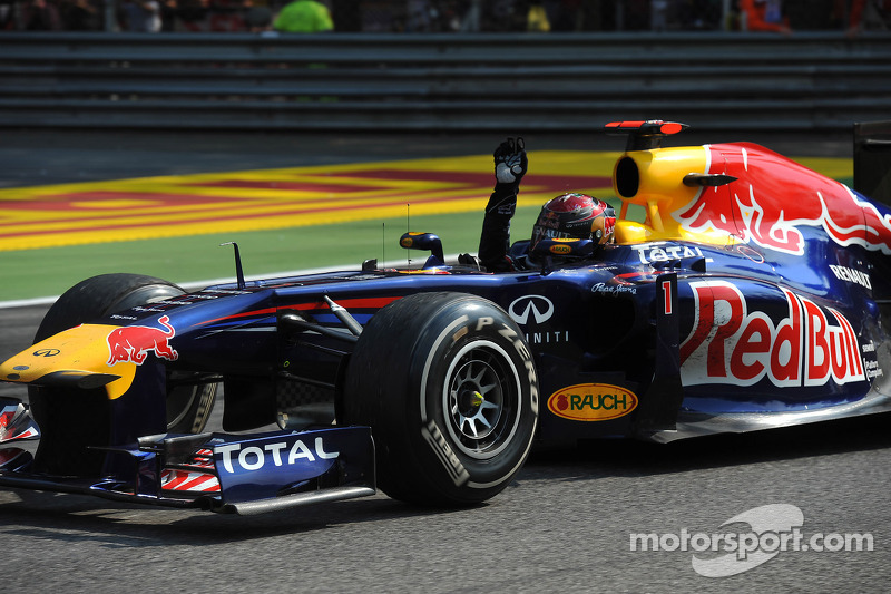 Button victorious but Vettel takes the crown after Japanese GP at Suzuka