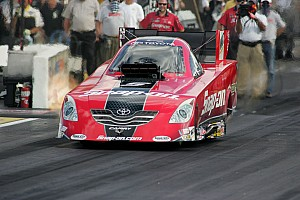 NHRA Series completes Phoenix Friday qualifying