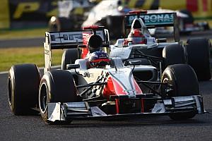 Formula 1 HRT Korean GP - Yeongam race report