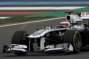Formula 1 Williams' Mark Gillan about the Korean GP at Yeongam
