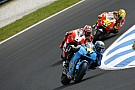 Suzuki Australian GP race report