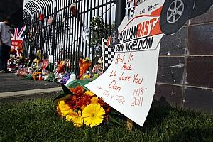 IndyCar Series clarifies investigation into Wheldon's fatal crash