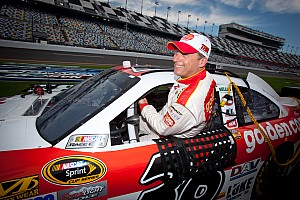 NASCAR Cup Dave Blaney looks for a good result at Talladega II