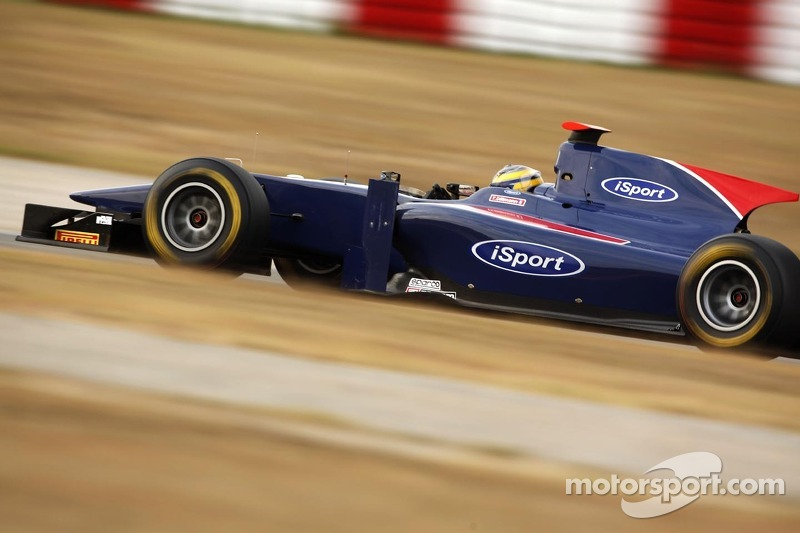 iSport Barcelona test day 2 report