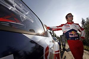 WRC Loeb is back! Dominates Rally de España