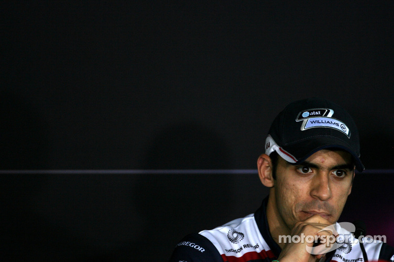 Williams can't wait to see Tilke designed Indian GP track