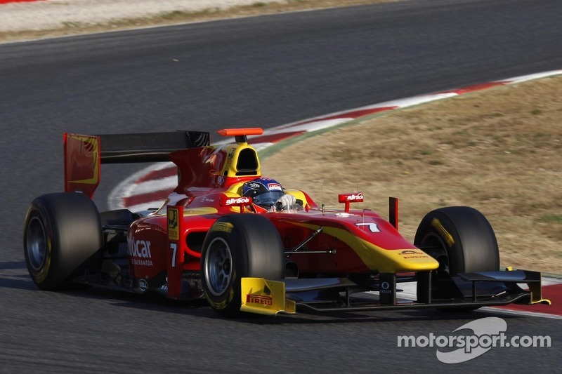 Racing Engineering announce Abu Dhabi driver line-up