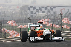 Formula 1 Sutil eyes Force India news in 'two to three weeks'