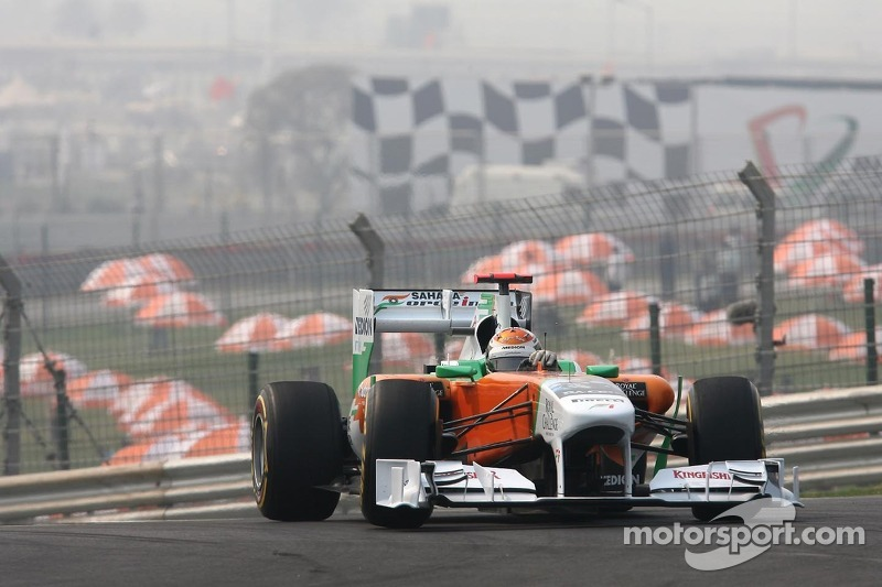 Sutil eyes Force India news in 'two to three weeks'