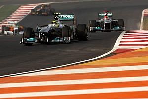Formula 1 Schumacher top lap-1 overtaker in 2011 - analysis