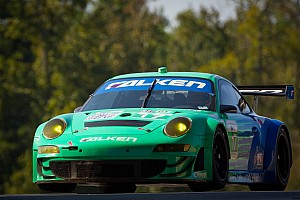 ALMS Team Falken Tire to campaign 2012 Porsche GT3 RSR
