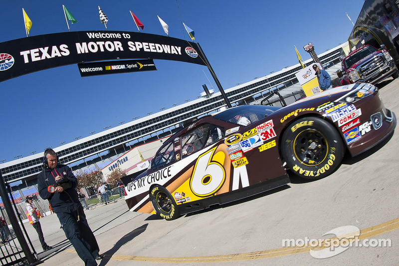 Ford teams Texas qualifying quotes