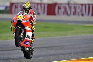 MotoGP Ducati Valencia GP Friday report