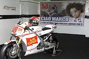 MotoGP Gresini Racing Valencia GP Friday report
