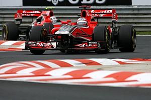 Formula 1 Marussia Virgin preparing for demanding Abu Dhabi GP