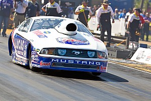 NHRA Larry Morgan looks for a win at Pomona II