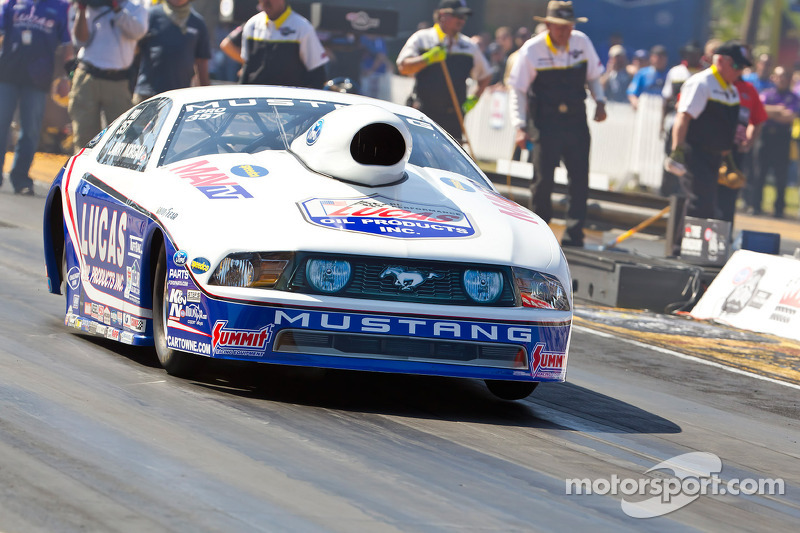Larry Morgan looks for a win at Pomona II