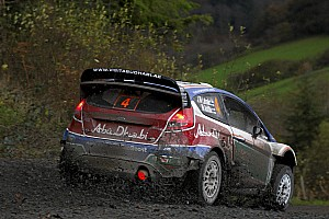 WRC Latvala takes the Wales Rally GB lead in day 3 of drama-filled contest