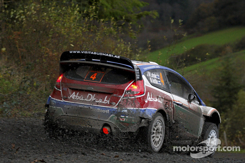 Latvala takes the Wales Rally GB lead in day 3 of drama-filled contest
