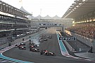Red Bull Abu Dhabi GP race report