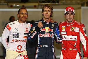 Formula 1 Only three can win without best car - de la Rosa