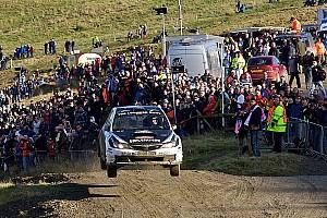 WRC Hayden Paddon Wales Rally GB leg 3 summary